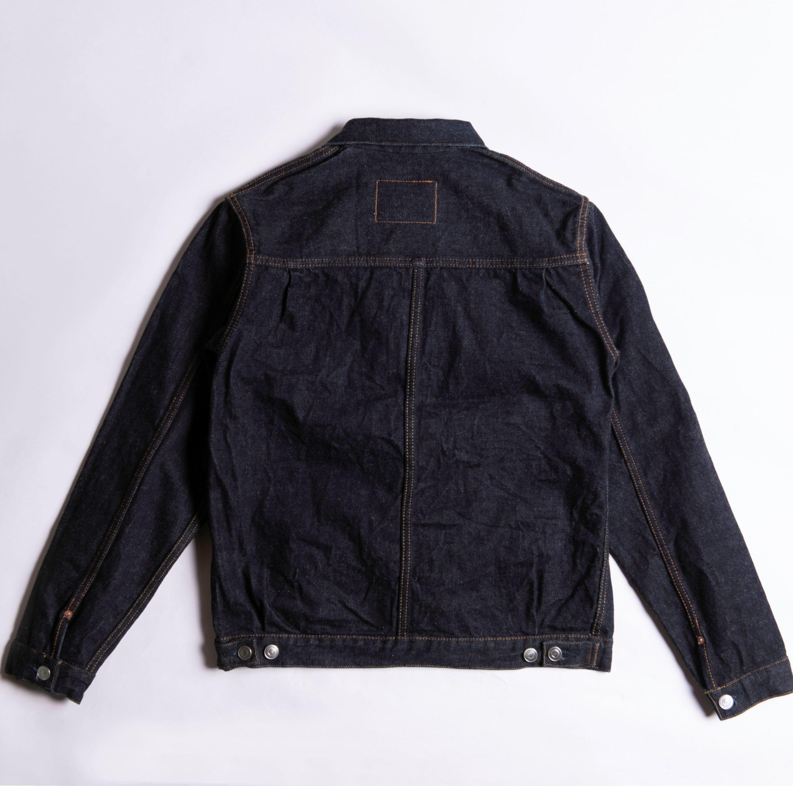 1st-2nd type DENIM JAKET【デニムジャケット】