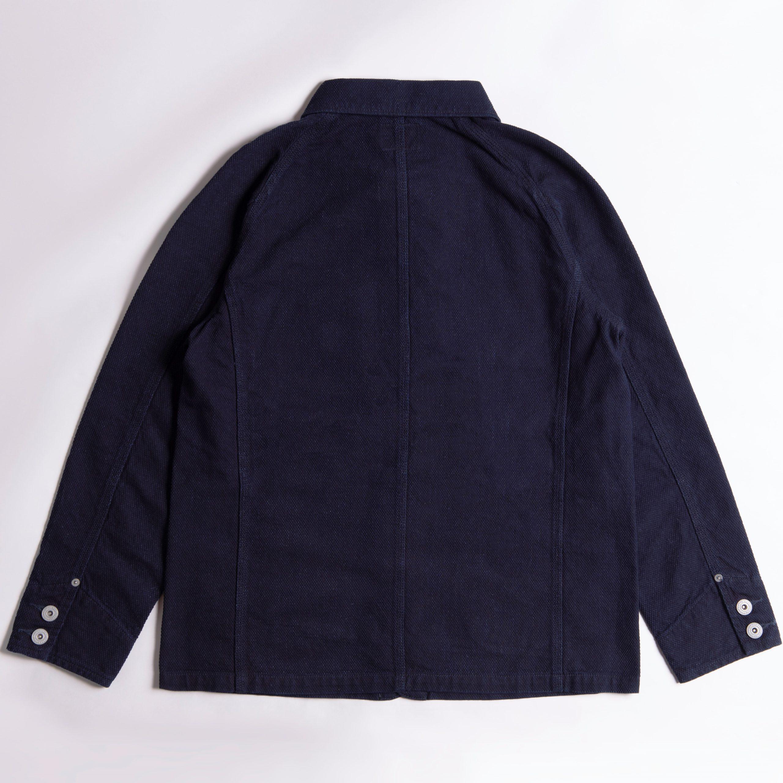 COVERALL SASHIKO【カバーオール 刺し子】