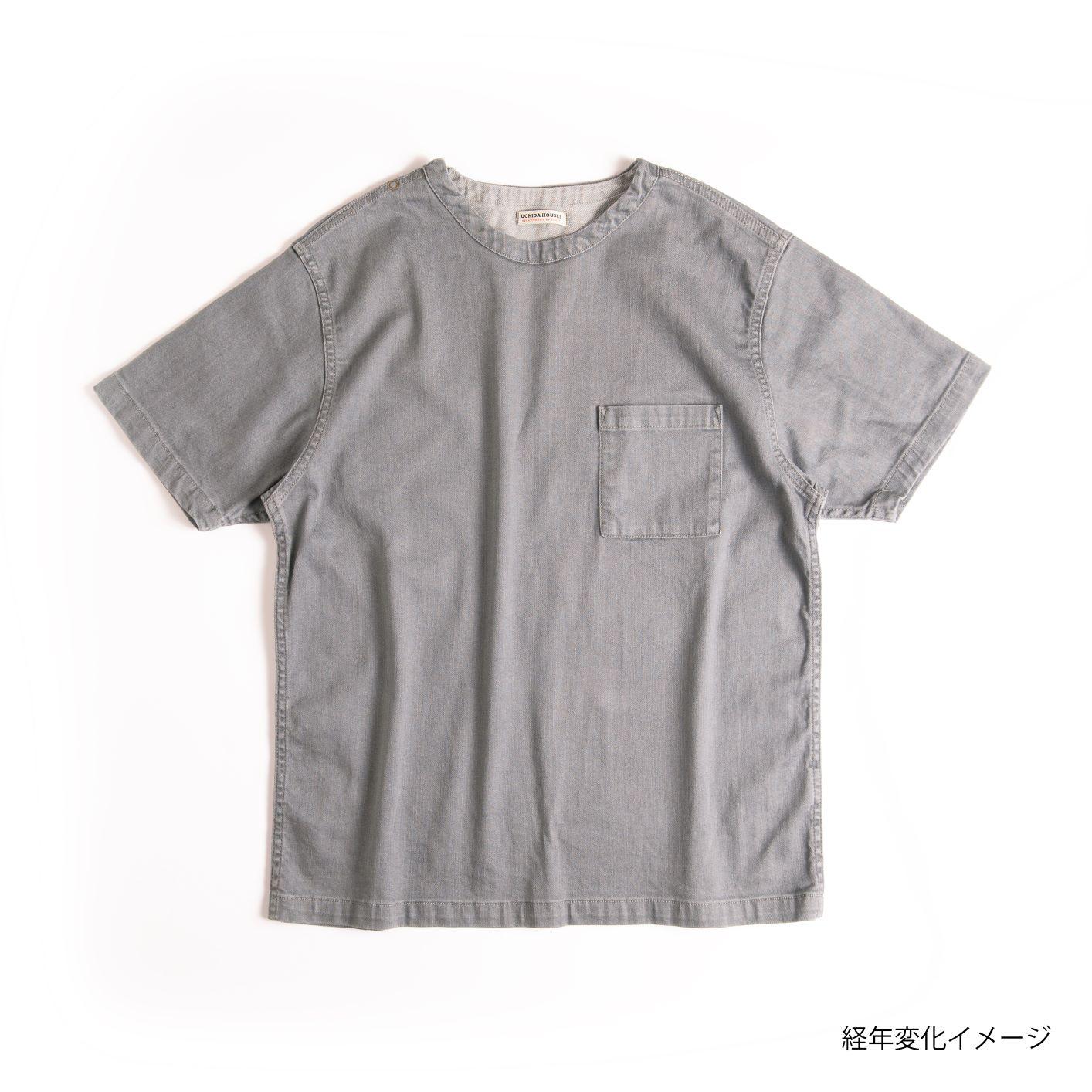 21S Denim T-shirt【デニムTシャツ】