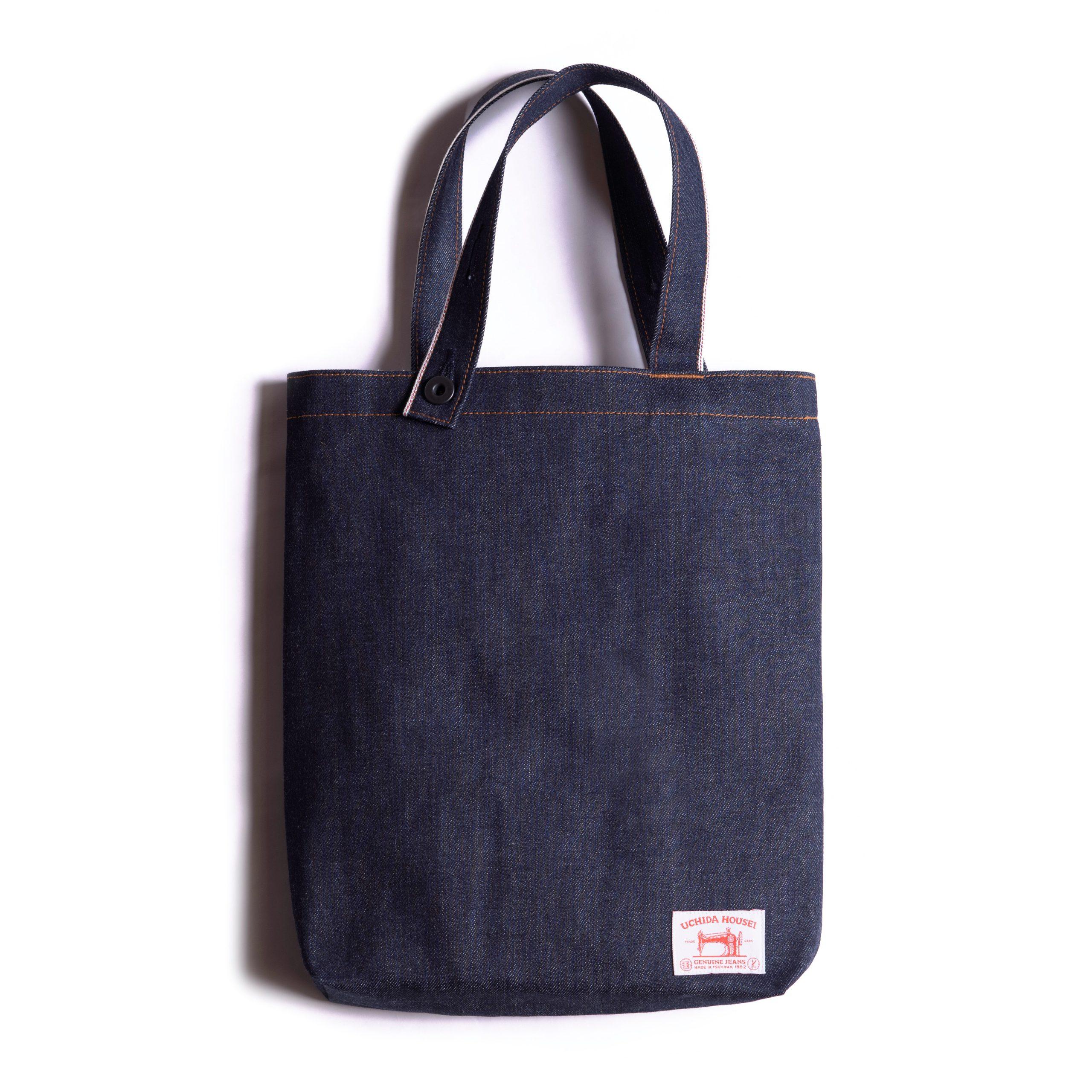 SELVEDGE DENIM TOTE BAG【セルヴィッジ デニム トートバッグ】