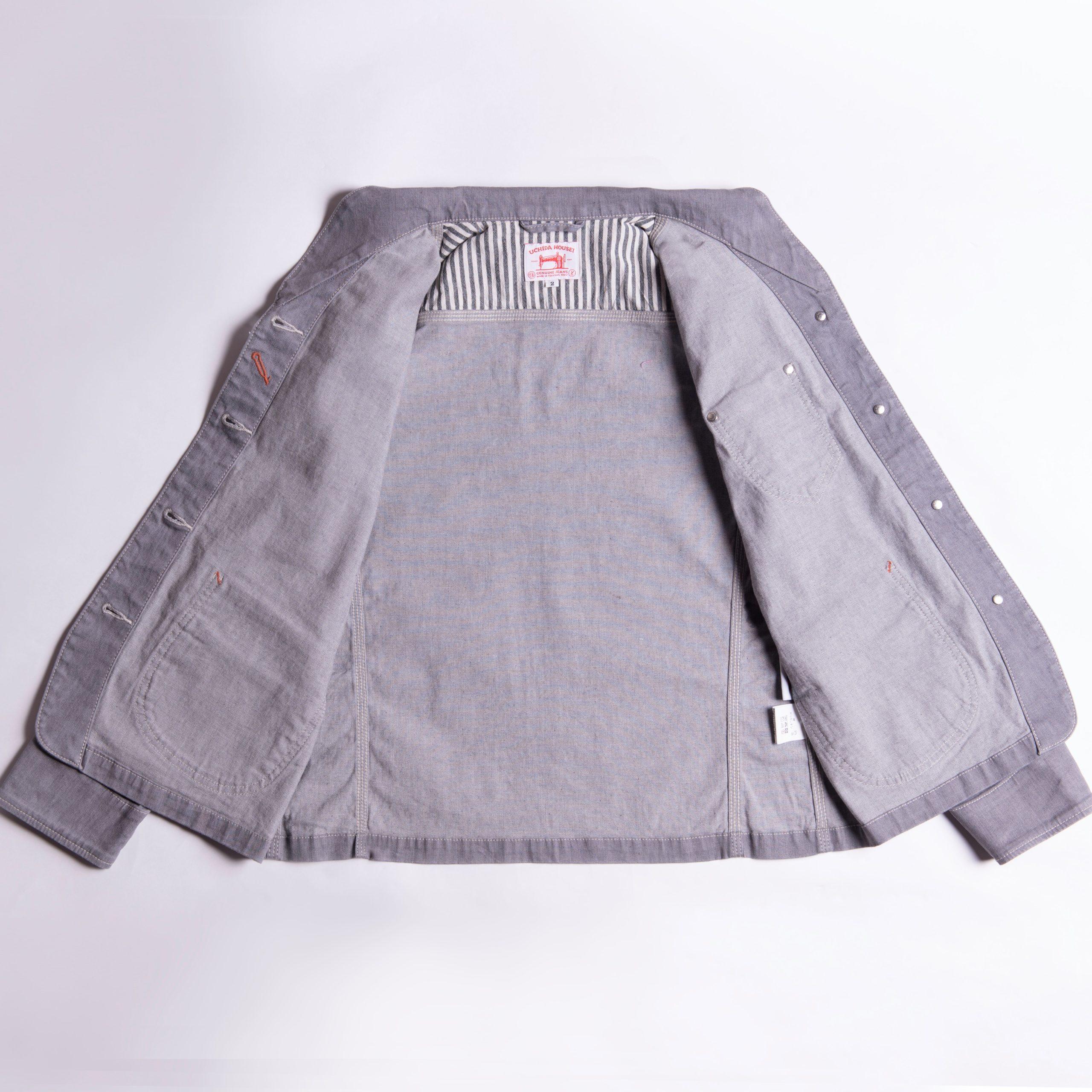 SHAWL COLLAR JAKET【ショールカラージャケット】